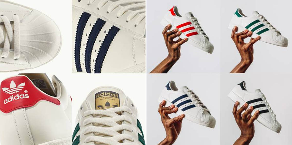 adidas superstar difference homme femme